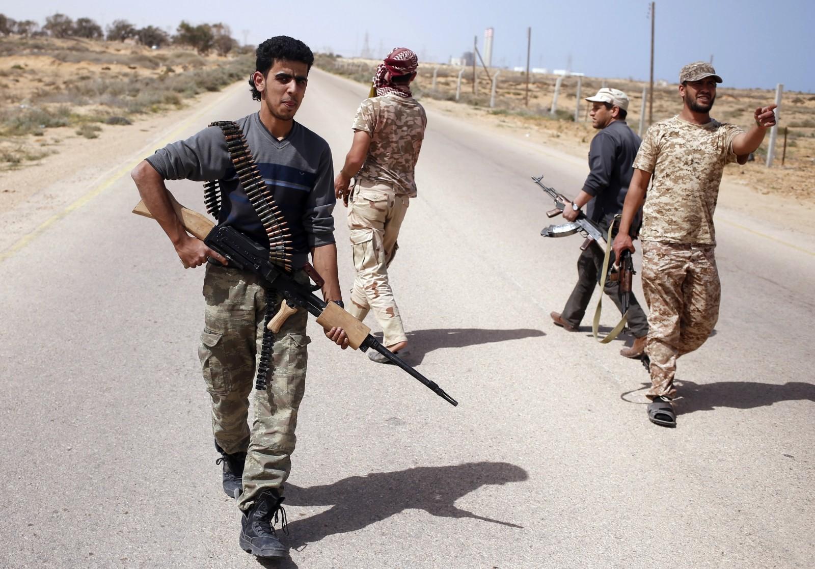 Али Тикбали: ПНС пытается продемонстрировать миру «агрессивность» ЛНА