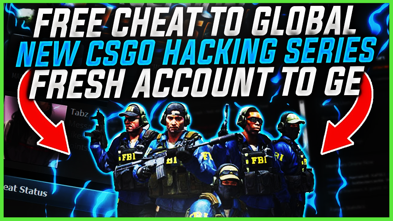 HACK CS:GO Aimbot, Wallhack, RAGE | DOWNLOAD FREE — Teletype