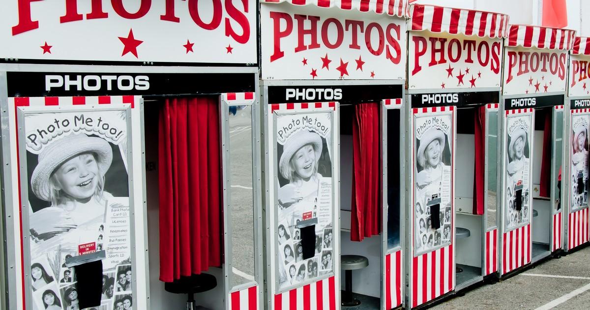 бизнес идея фотобудка второй год зимний