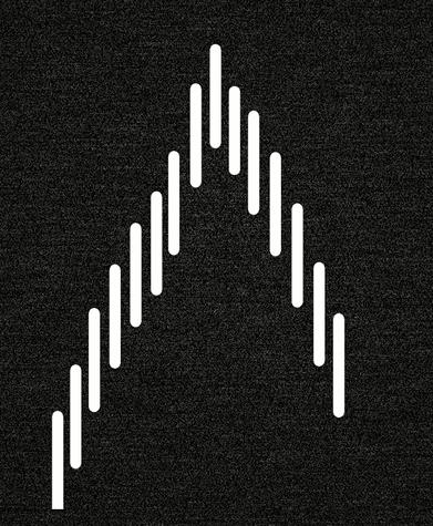 V образная фигура вершины