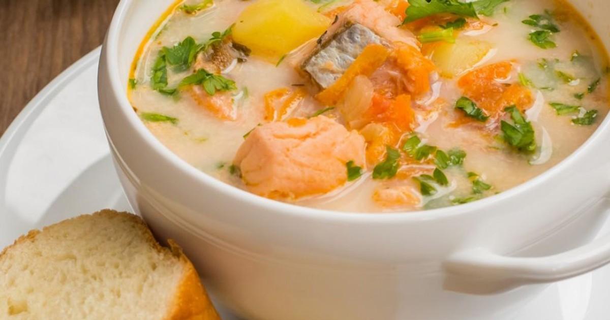 сливочный суп из семги рецепт с фото новостью станет