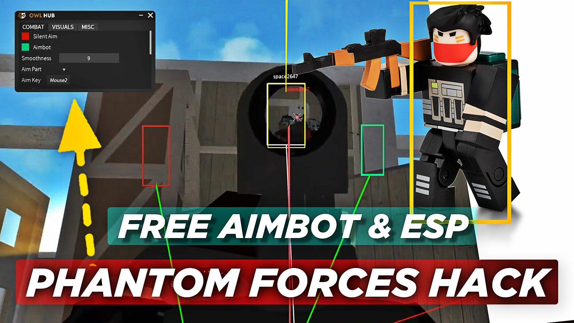 Aimbot Hack For Phantom Forces Roblox Phantom Forces Op Hack Gui Free Teletype