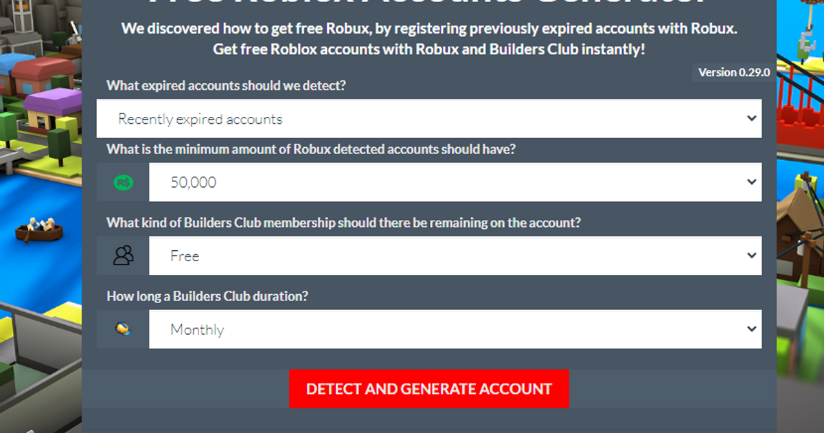 Free Roblox Accounts With Robux 2020 List Roblox Accounts And Passwords Teletype