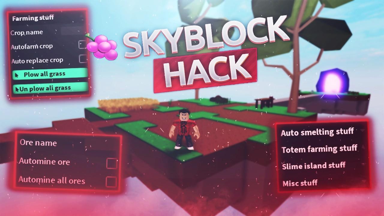 Roblox Skyblock Hack Script Teletype