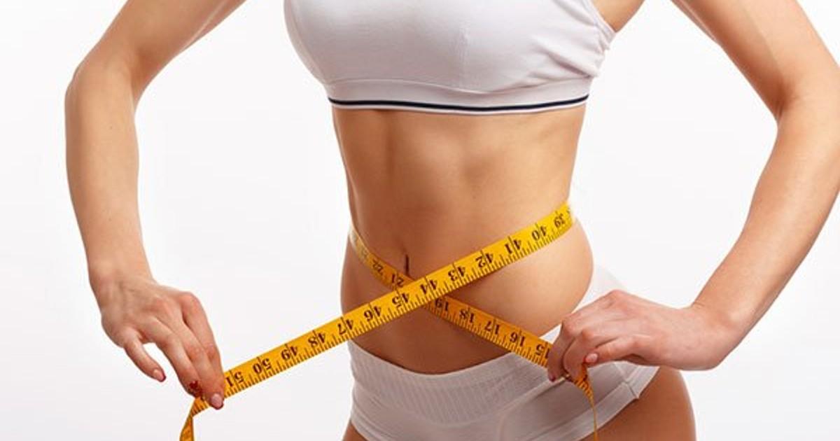 Как девушке похудеть за неделю