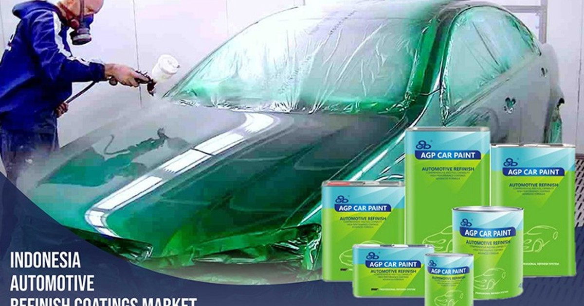 Indonesia Automotive Refinish Coatings Market Growth Factors, Applications, Regional Analysis, Key Players and Forecasts by 2019