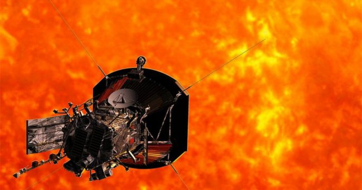 nasa satellite to the sun - 950×612