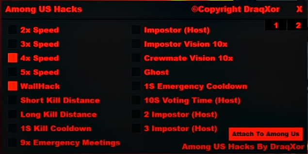 Among Us Hack Impostor Download Android