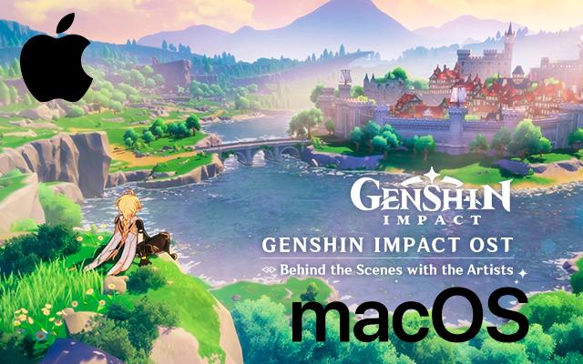 Download Genshin Impact On Mac Teletype